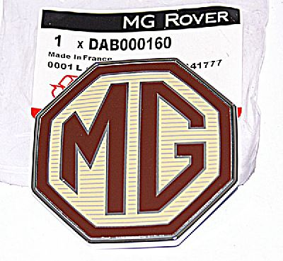 Badge Front Panda Parts Direct Rover